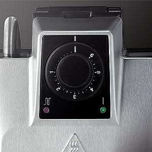 gaufre;gaufrier;cuisson;rotatif;thermostat;réglable;préparation;cuisine;pratique;pro;krups