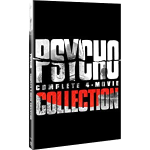Amazon com: Psycho: Complete 4-Movie Collection: Anthony Perkins