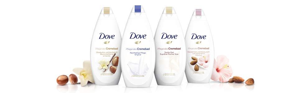 dove crèmebad