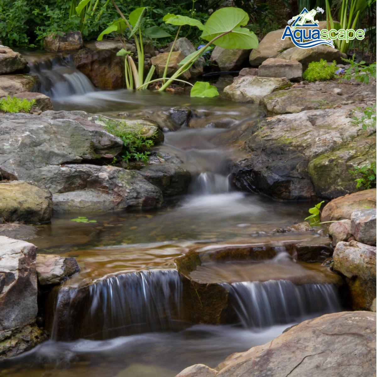 Amazon.com : Aquascape Waterfall Spillway for Pondless ...