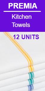 Premia dish towels