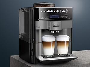 Siemens Cafetera superautom/ática EQ.6 plus s100