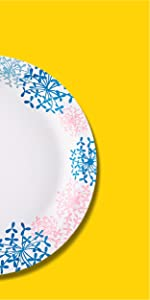 Glad, Disposable, Paper, Plates, Bowls, Durable, Gladware, Straws, Party