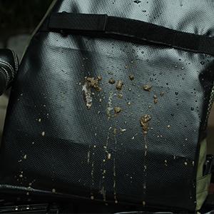 pannier bike bag