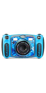 KidiZoom Duo Deluxe - Cámara de fotos, color azul