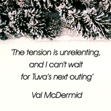 Val McDermid quote