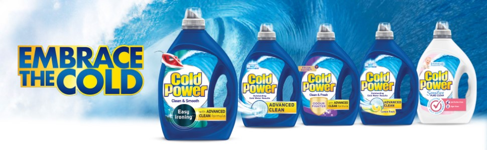 Cold Power Liquid Clean & Smooth