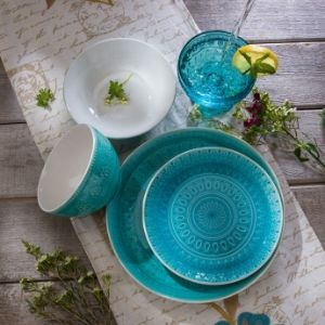 Fez Glassware Collection is a perfect way to expand your Fez dinnerware collection!