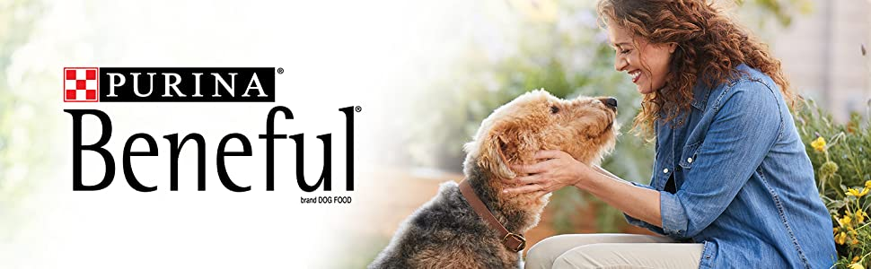 Purina Beneful brand dog food