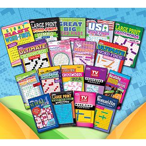 Kappa Books Publishers Puzzle Books