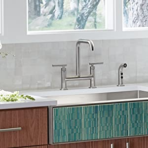 Kohler K 22571 Na Tailor Stainless Steel 29 1 2 X 21 1 4 Undermount Single Bowl Sink Customizable Apron Front Farmhouse Sink Amazon Com