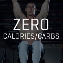 zero calories carbs