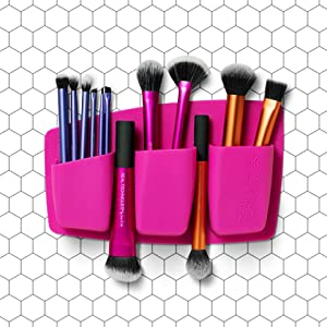 Real Techniques, stylish and functional professional quality makeup brushes, sponges,and accessories
