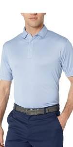 Men's Basics Short Sleeve Oxford Polo Shirt