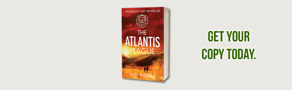 The Atlantis Plague, Kindle Unlimited, Audible
