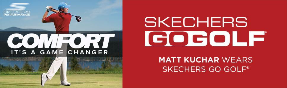 Skechers Men's Go Golf Max Rover Spikeless Golf Shoe