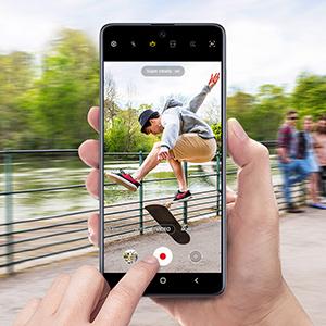 Galaxy A71 Action Camera