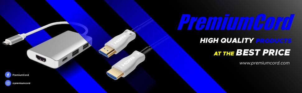 Premium cord.