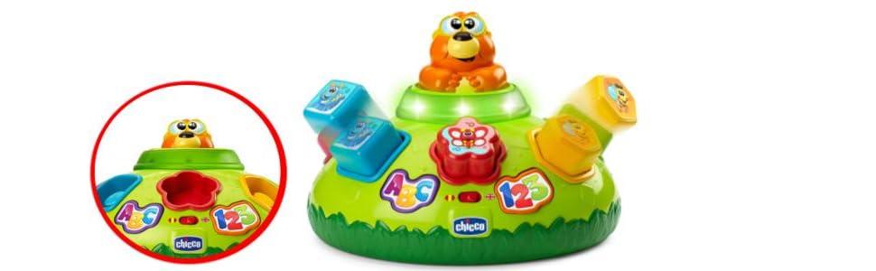 Chicco- Sam El Topito (00007710000040): Amazon.es: Juguetes y juegos