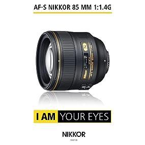 AF-S NIKKOR 85 mm 1:1,4G