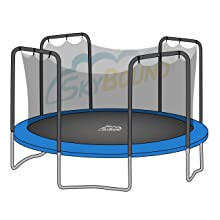 how to measure your trampoline net jumpking trampoline net yj trampoline net bazoongi