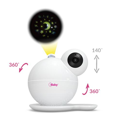 Amazon.com : iBaby M7 Baby Monitor 1080P with Thousands of