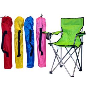 Amazon.com: VMI - Silla plegable para niños, color verde ...