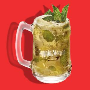 captainmorgan, spicedrum, mojito, rumcocktails