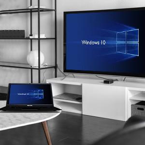PRIXTON - Ordenador Portatil 14 Pulgadas, Procesador Intel z8350 Core, Sistema Operativo Windows 10, 2GB RAM / 32GB Memoria Interna, Salidas HDMi, 2xUSB y Jack 3,5 mm | PC14: Amazon.es: Informática