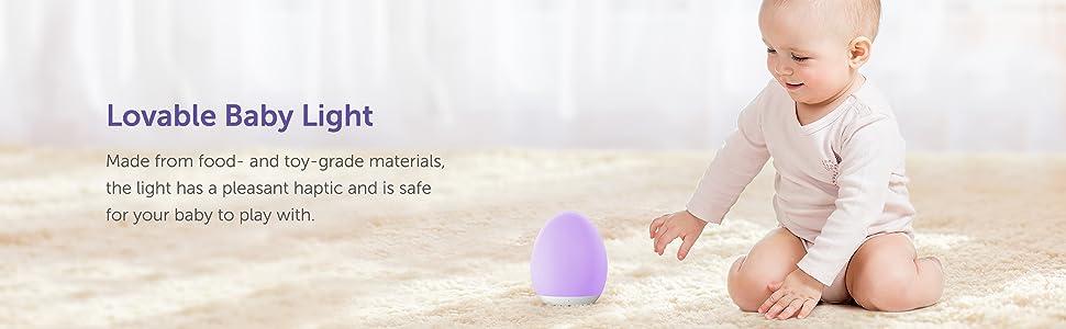 Lampa de veghe pentru copii
