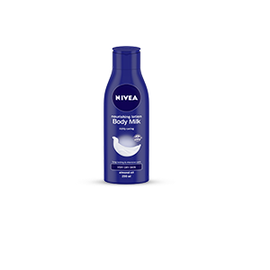 NIVEA NOURISHING LOTION BODY MILK