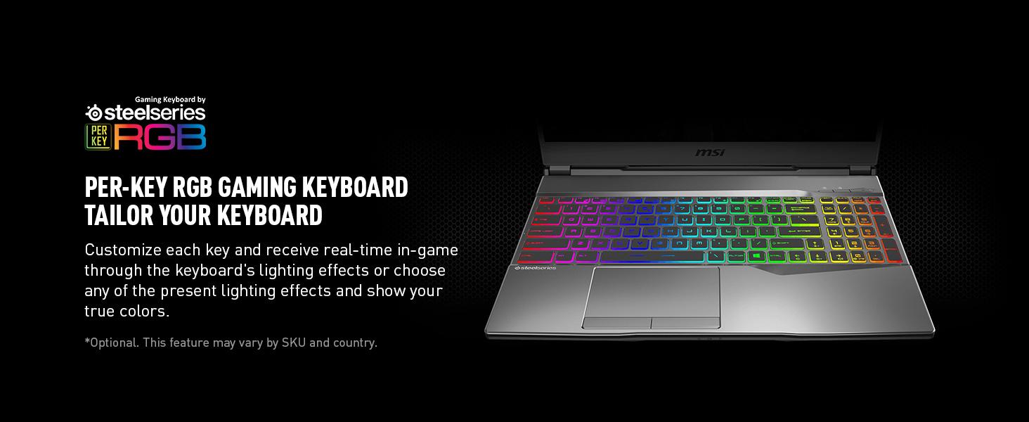 steelseries rgb keyboard