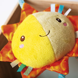 Clementoni Soft Sun peluche