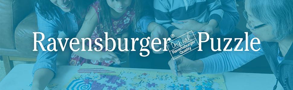 Jigsaw Puzzles, Kid's Puzzles, 300 piece puzzles, high quality puzzles, Ravensburger puzzles