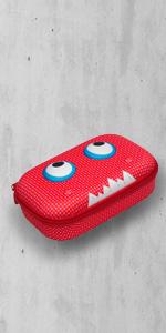 pencil case, 3 ring pencil case,pencil pouch,pencil box,pencil case for boys, pencil case for girls