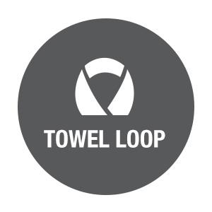 Towel Loop Icon