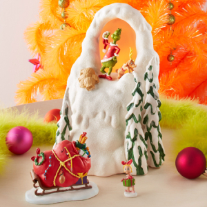 Department 56 Grinch Village Meticulously Crafted