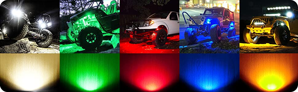 Ampper Rock Lights