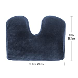 orthopedic cushion, coccyx cushion, coccyx pad, tailbone cushion, post surgery cushion, spine pad