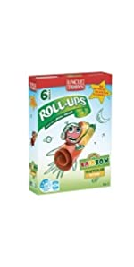 Snack, rollup, roll-ups, lunchbox, lunch box, school, uncle tobys