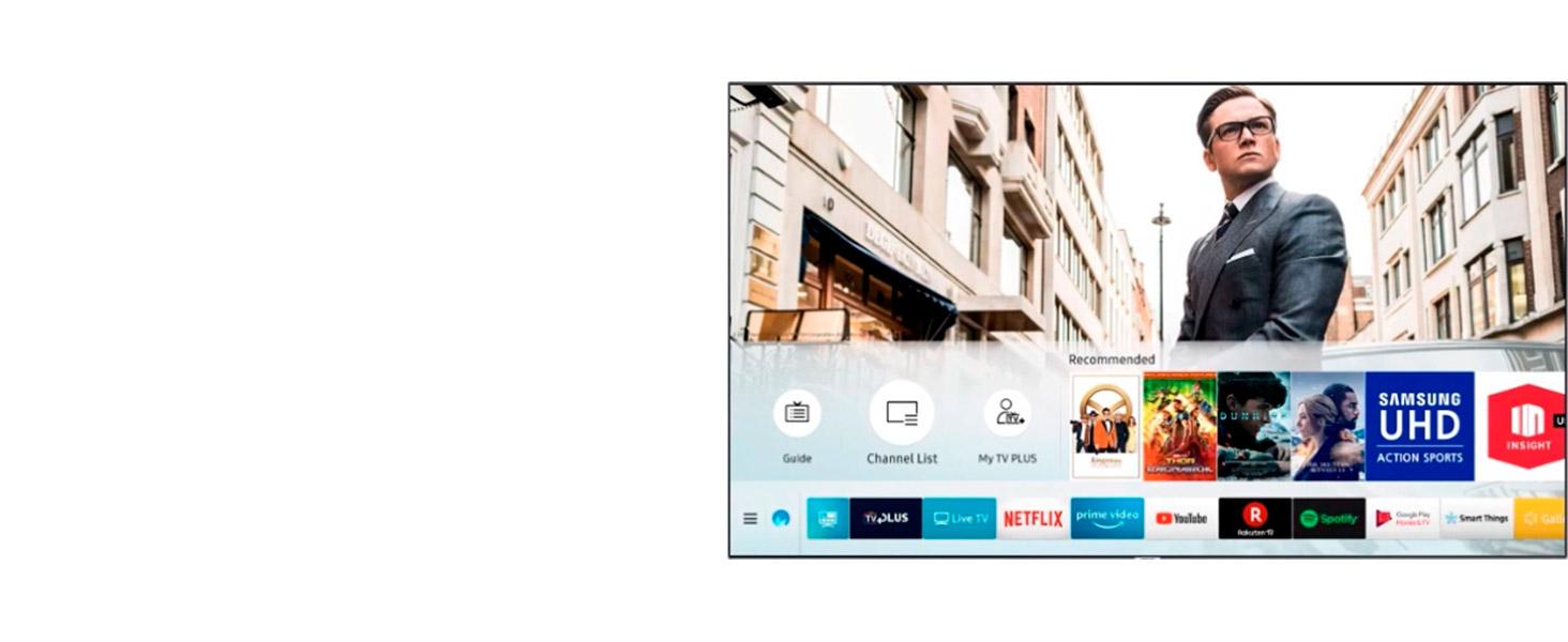 Samsung TV tele 2019