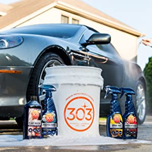 303 products, car care, 303 car,