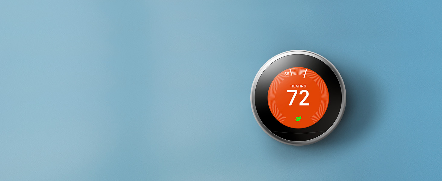 google nest, google nest thermostat