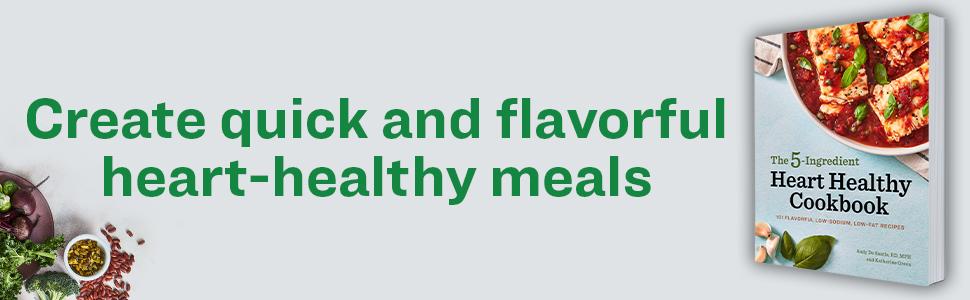 heart healthy cookbook, heart health, heart healthy diet, healthy eating cookbook