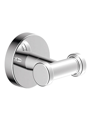 Symmons 353drh Dia Wall Mounted Double Robe Hook In Polished Chrome Amazon Com