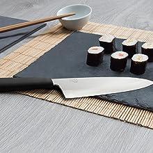 3Claveles Tokyo Deba - Cuchillo, 15 cm
