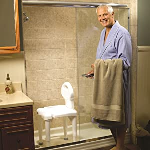 Amazon Com Invacare 9781 1 I Fit Shower Chair Industrial