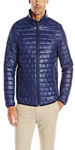 Tommy Hilfiger Men S Packable Down Jacket Regular And Big Tall