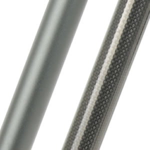 carbono y aluminio patas