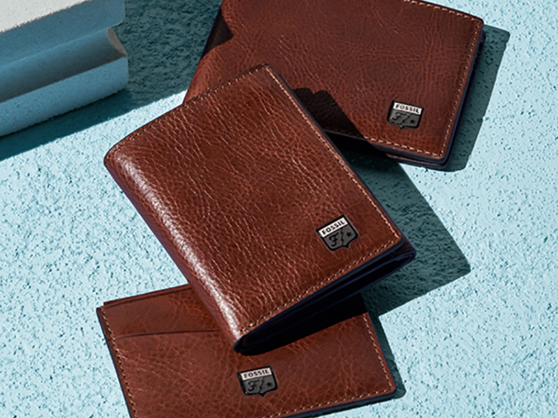 Fossil Men's Leathers